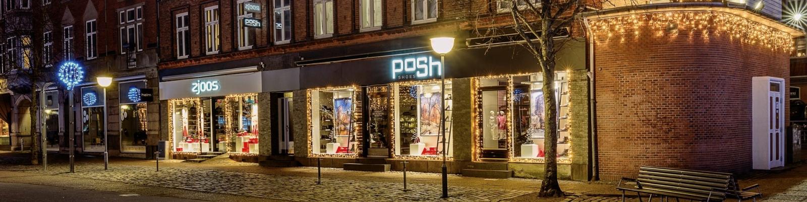 Velkommen til zjoos &amp; Posh Shoes' webshop!<br>