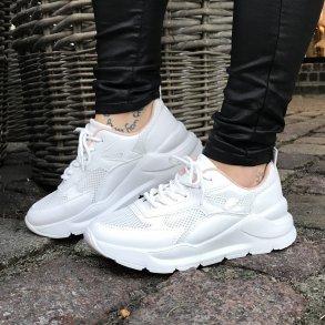Puma sneakers hvid kombi 372849