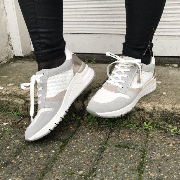Tamaris Sneaker kombi Sort
