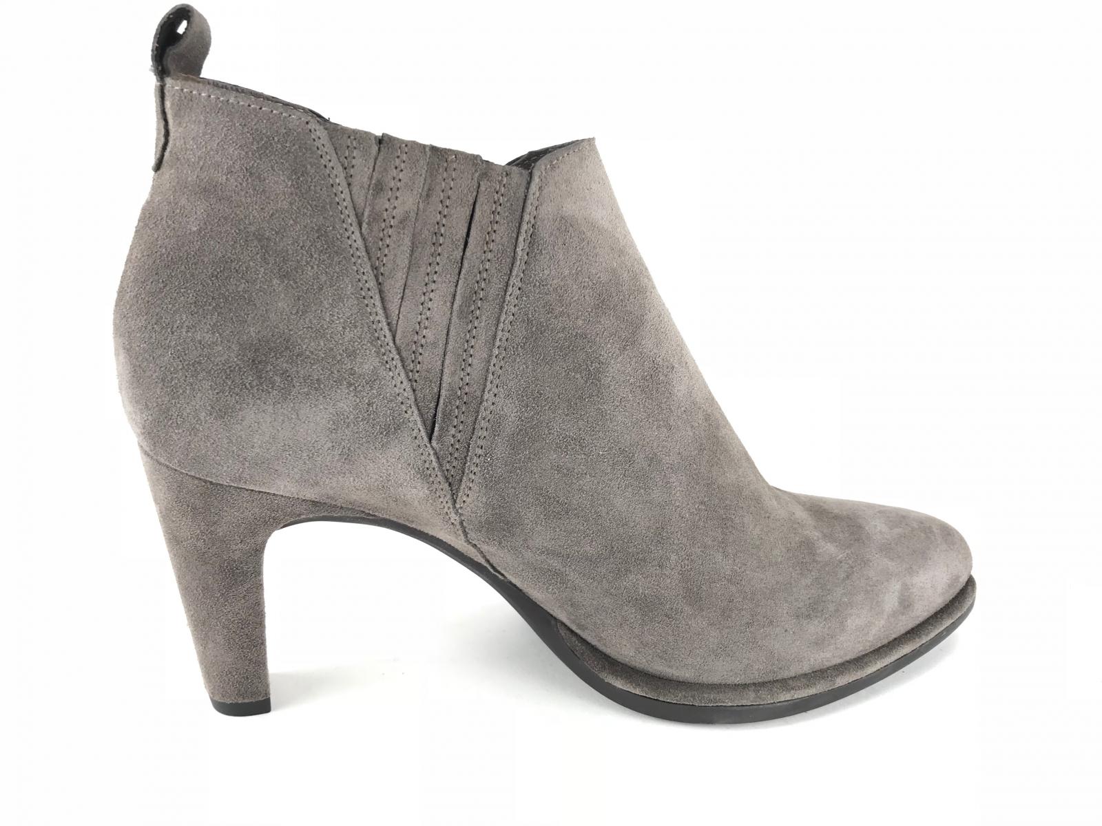 3e6f9c3d76c Wonders støvle - grå - DAME - zjoos-hjoerring.dk