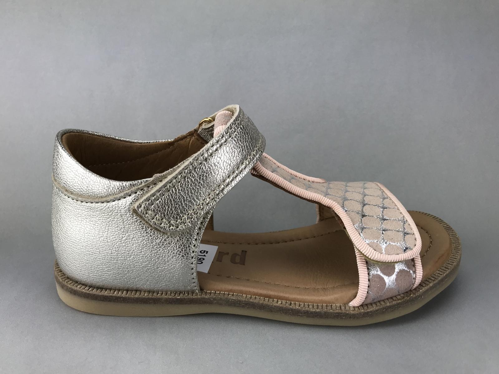 4f17a9a3910d Bisgaard pige sandal - rosa kombi - BØRN - zjoos-hjoerring.dk