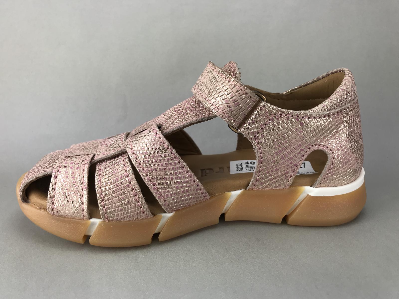 b712bee357b6 Bisgaard pige sandal - rosa - BØRN - zjoos-hjoerring.dk