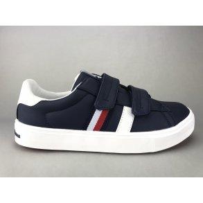 1f21293a6e9c Tommy Hilfiger drenge sneakers - blå