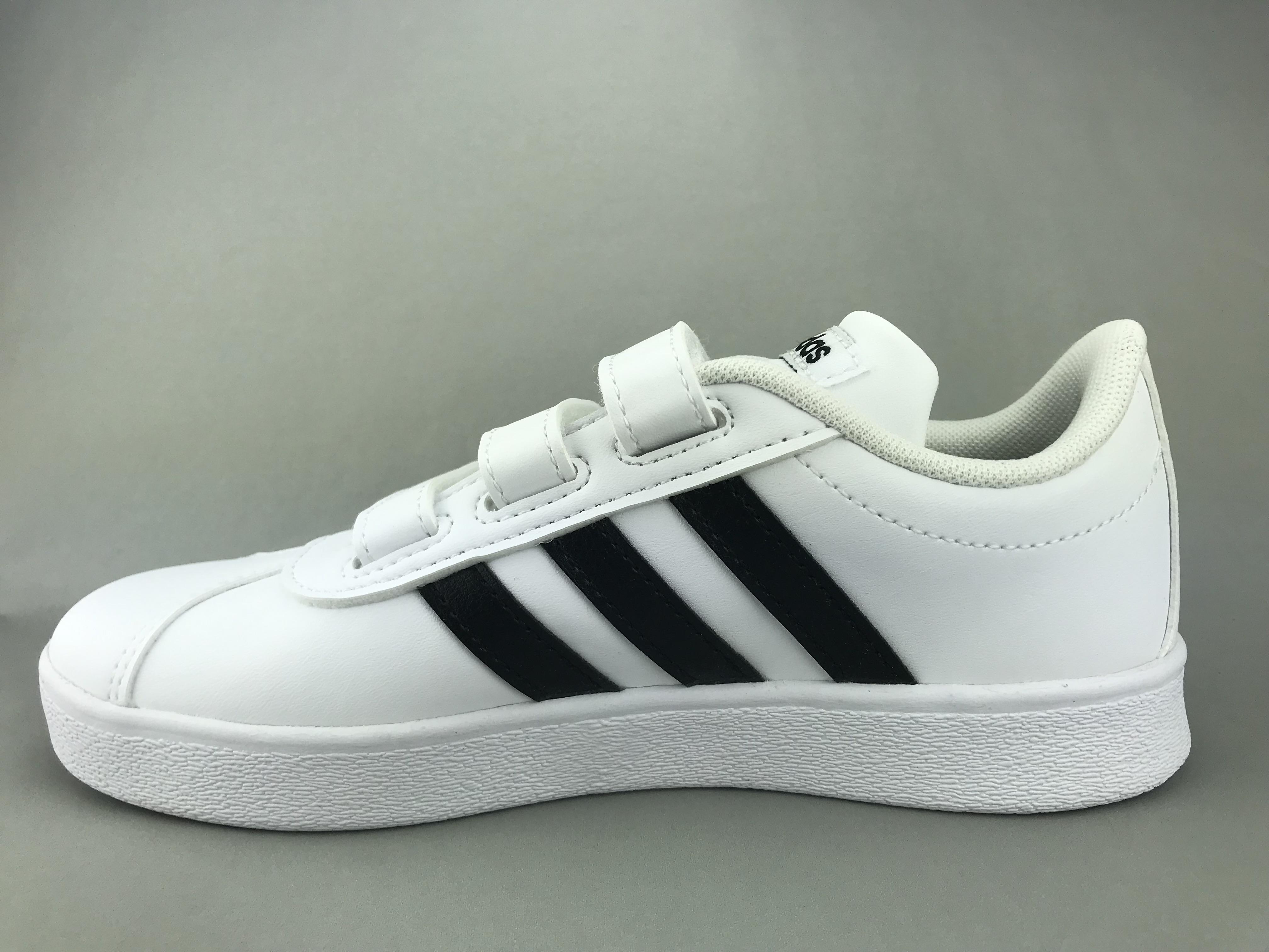 6bdf67823075 Adidas børne sneakers - hvid - BØRN - zjoos-hjoerring.dk