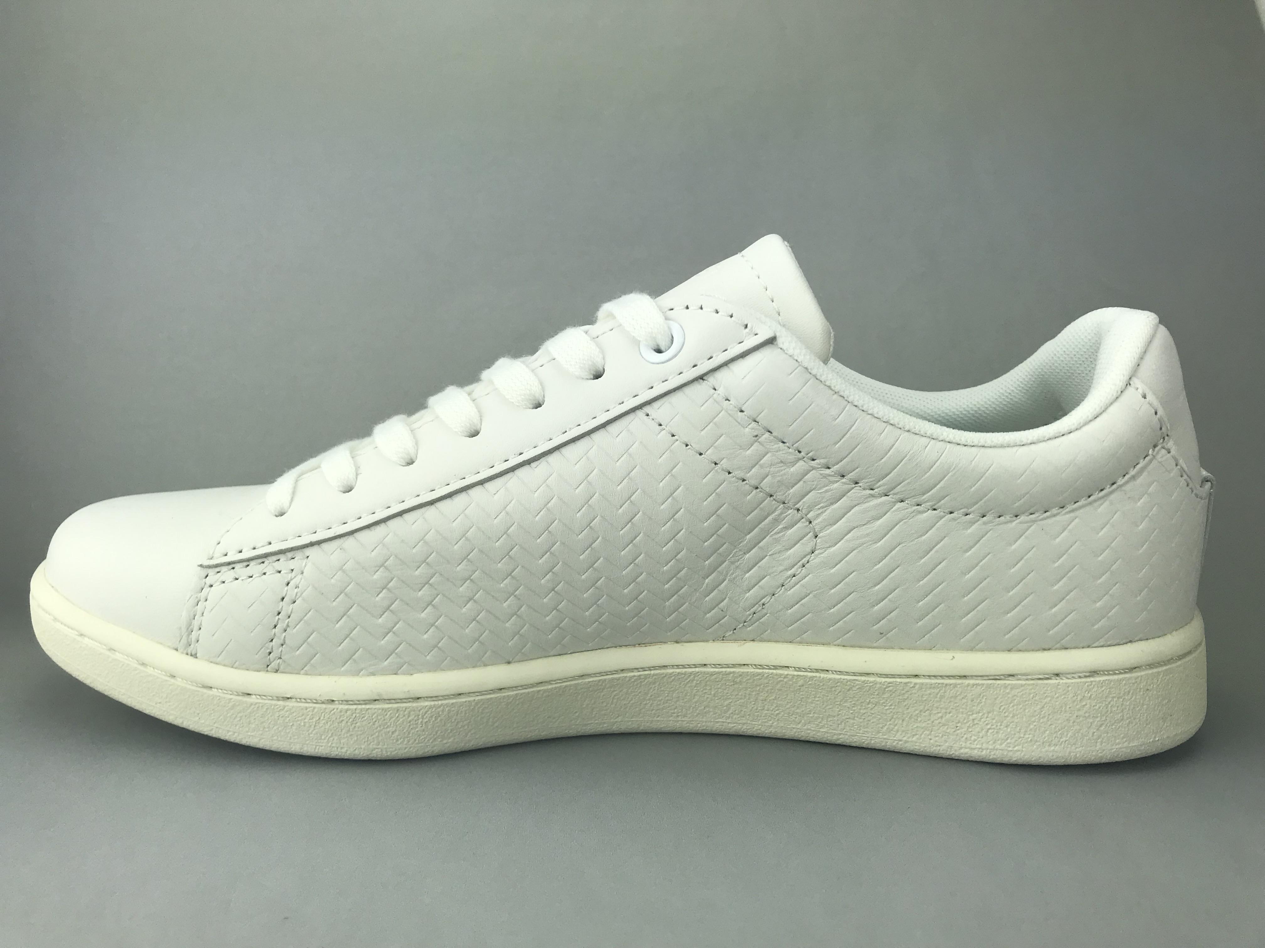 a9cc18463 Lacoste Hjoerring Sneakers Dame MGuld Krokodille R hvid Zjoos dk VpSUzqM