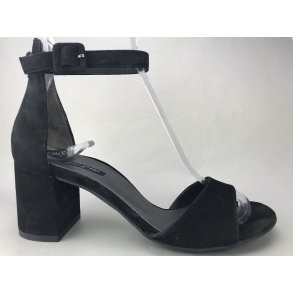 ae050a94 Paul Green sandal m. hæl - sort