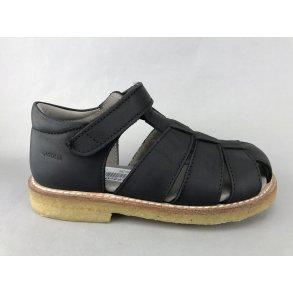 91c2a71d0bb0 Angulus børne sandal - sort 5026-103