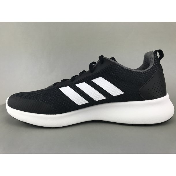 sa558d78 adidas sneakers sort hvid saboten
