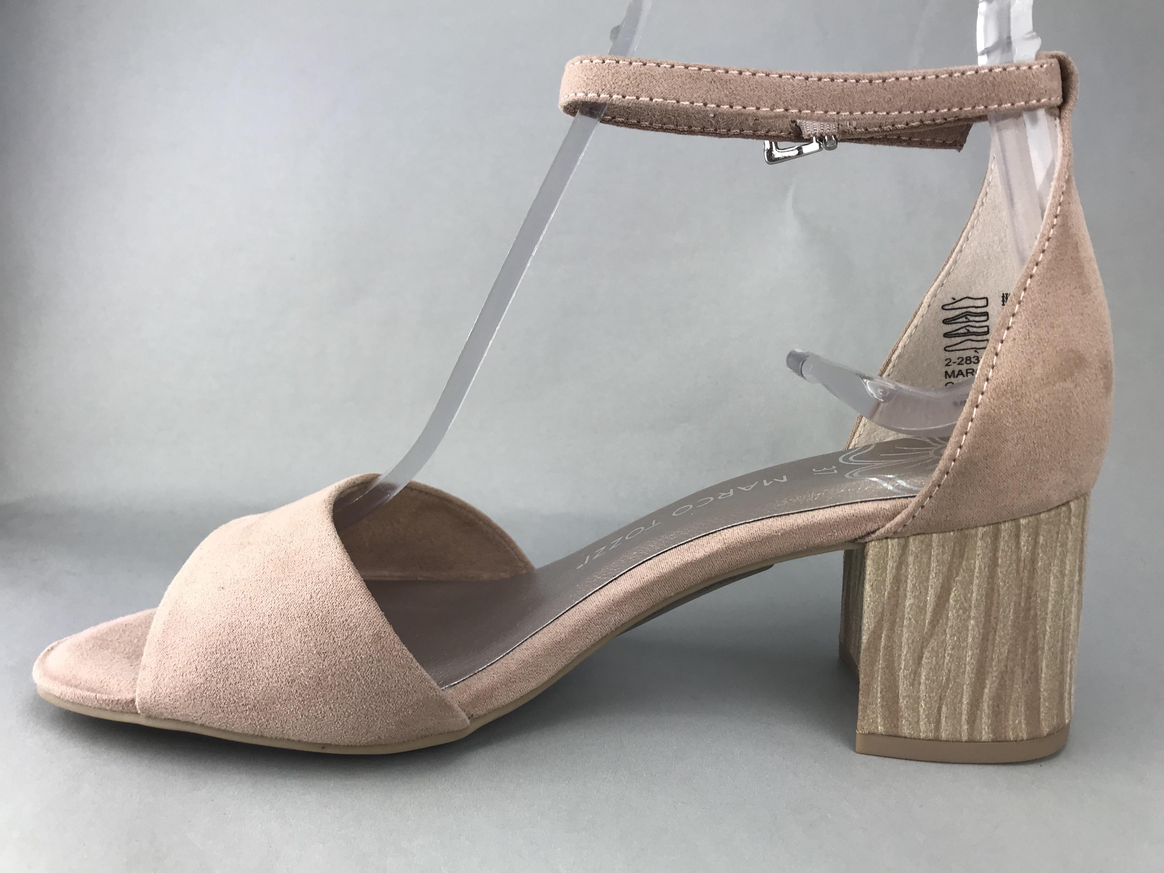Wonders blød sandal m. hæl - Dame - Askepot sko